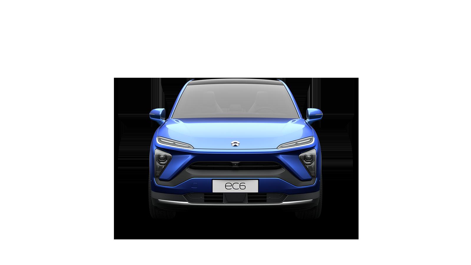 蔚来ec6外观图-重新定义轿跑SUV | 蔚来ec6车型页