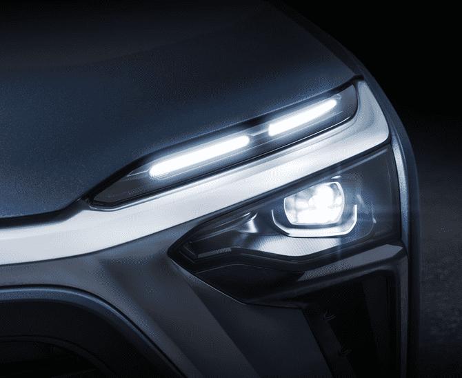 蔚来ES8外观图-智能电动旗舰SUV-移动端 | 蔚来ES8车型页