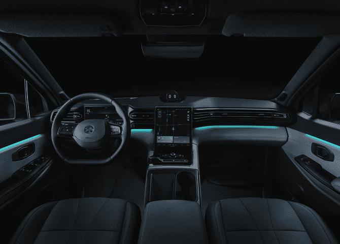 蔚来ES8内饰图-移动生活空间焕新升级-移动端 | 蔚来ES8车型页