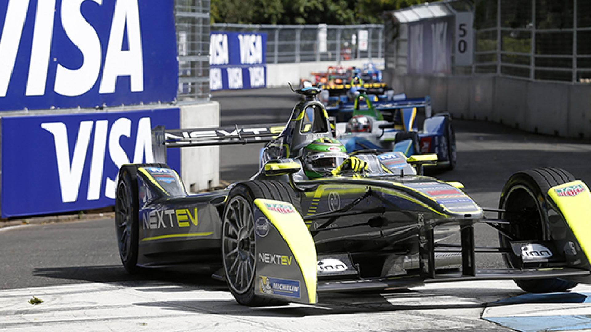 NEXTEV TCR wins the Drivers Title in the first Formula E Championship ever