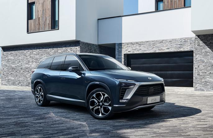 The All-New NIO ES8 Smart Electric Flagship SUV Commences Delivery